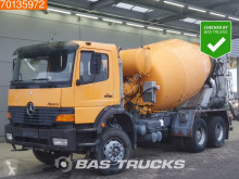 Mercedes Atego 2628 truck used concrete mixer