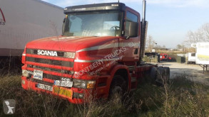 Scania Torpedo truck used chassis
