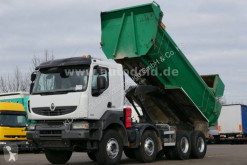 Camion benne TP Renault Kerax 480 DXI