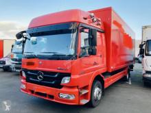 Mercedes plywood box truck Atego 1224