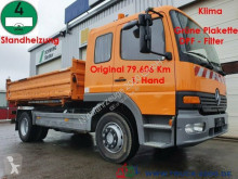 Mercedes Atego 1523 Meiller 3.-S. 1.Hand*79.606KM*Klima truck used three-way side tipper