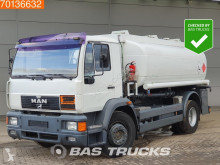 MAN 18.255 truck used chemical tanker