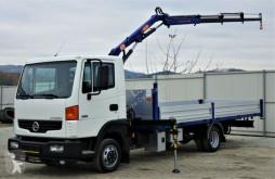 Ciężarówka Nissan ATLEON 35.15 Pritsche 5,45m+KRAN* Topzustand! używana
