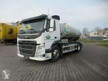 Volvo FM 450 Milchsammelfahrzeug,Euro 6,Klima,2 Kammer gebrauchter Tankfahrzeug Lebensmittel