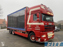 DAF XF105 truck used tautliner