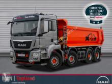 Camion MAN TGS 32.440 8X4 BB Carnehl Hinterkipper 16m3 ribaltabile usato