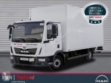 MAN box truck TGL 8.190 4X2 BL