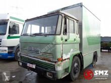 Camión DAF 1600 furgón usado