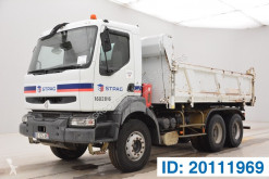 Renault Kerax 370 truck used two-way side tipper