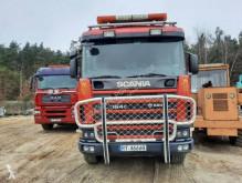 Ciężarówka Scania R 164R580 wywrotka używana
