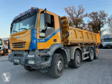Iveco Trakker 440 truck used two-way side tipper