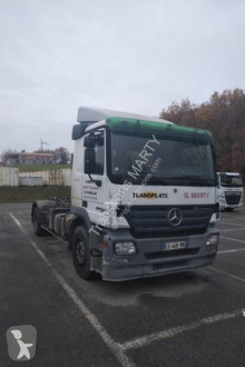 Mercedes Actros 2041 truck used hook arm system