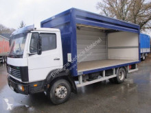 Mercedes 1317 truck used tautliner