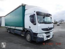 Renault Premium 280.19 truck used tautliner
