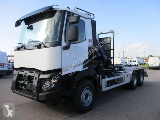 Voir les photos Camion Renault C-Series 440.26 DTI 13