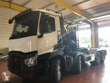 Renault Gamme C 480.32 DTI 13 truck used hook lift