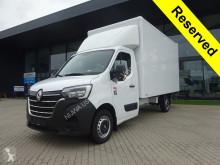Bedrijfswagen grote bak Renault Master