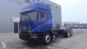MAN 26.403 truck used chassis