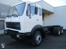 Camion Mercedes 2235 , V8 , ZF Manual , Spring suspension , Airco , châssis occasion