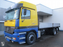 Mercedes Actros 2540 truck used flatbed
