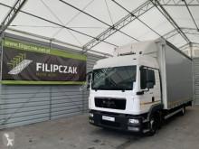 MAN TGL 8.220 truck used tarp