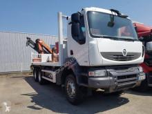 Camião Renault Kerax 380.26 estrado / caixa aberta usado