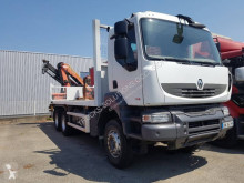 Renault Kerax 380.26 truck used flatbed
