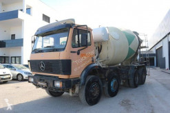 Mercedes SK 3535 truck used concrete mixer