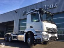 Mercedes hook arm system truck Arocs 2646 LKN