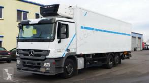 Teherautó Mercedes Actros 2541 *Lenkachse*Retarder*Supra 950*TÜV*E5 használt hűtőkocsi