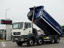 MAN TGS 41.440 /8X6 / TIPPER /MANUAL/ KH-KIPPER truck used tipper