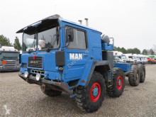 MAN M1014 V10 8x8 Chassis truck used chassis