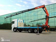 Camion DAF FAN XF 105.410 SC EURO 5 PALFINGER PK 20002 20 T/M 16.9 M CRANE occasion