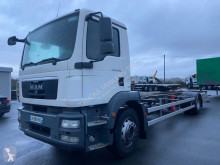 MAN TGM 18.290 truck used container