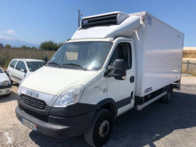 Iveco Daily 65C17 truck used mono temperature refrigerated
