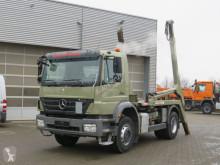 Camion multibenna Mercedes Axor 1833 K Absetzkipper VDL Teleskop 13to