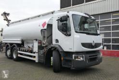 Renault Premium truck used tanker
