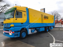 Mercedes Actros 2543 truck used box