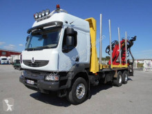 Camion Renault Kerax 520.26 plateau occasion