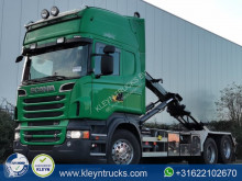 Scania R 560 truck used hook arm system