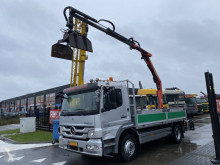Mercedes Atego 1524 truck used flatbed