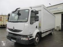 Camion fourgon brasseur Renault Midlum 180