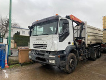 Iveco Trakker 330 E 30 truck used two-way side tipper