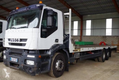 Iveco heavy equipment transport truck Stralis AD 260 S 31 Y/FS-D
