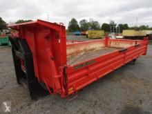 Equipamientos carrocería volquete Meiller Abrollcontainer Meiller Abrollcontainer 3Seiten
