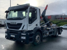 Camion polybenne Iveco Stralis 460 eev