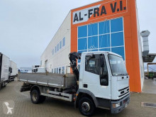 Iveco three-way side tipper truck Eurocargo 75 E 14