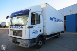 MAN TGL 12.210 truck used box