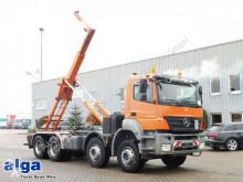 Mercedes billenőplató teherautó Axor 3240 K Axor 8x4, Hyvalift 26.58S, Euro 5, AHK