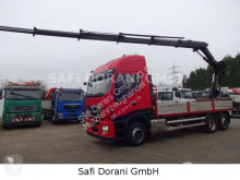 Camion Iveco Pritsche - Hiab Kran